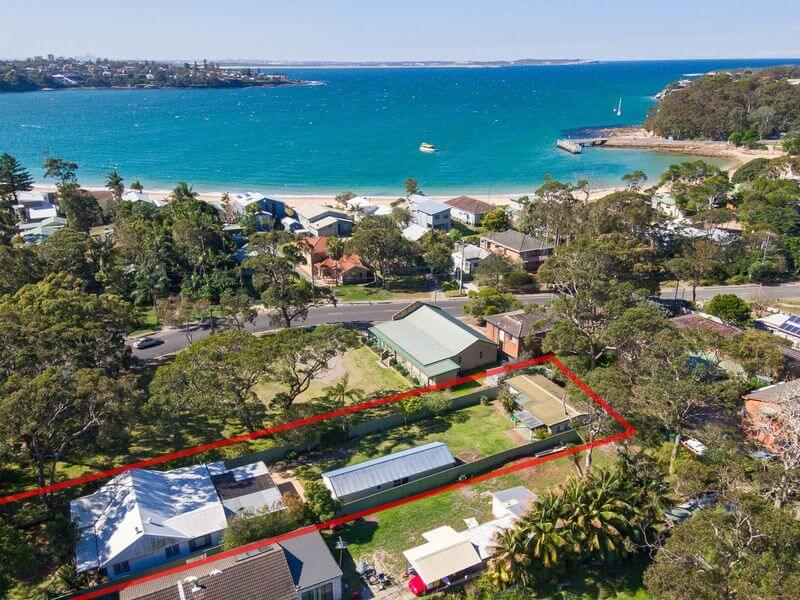 air bnb accommodation for large families in Bundeena